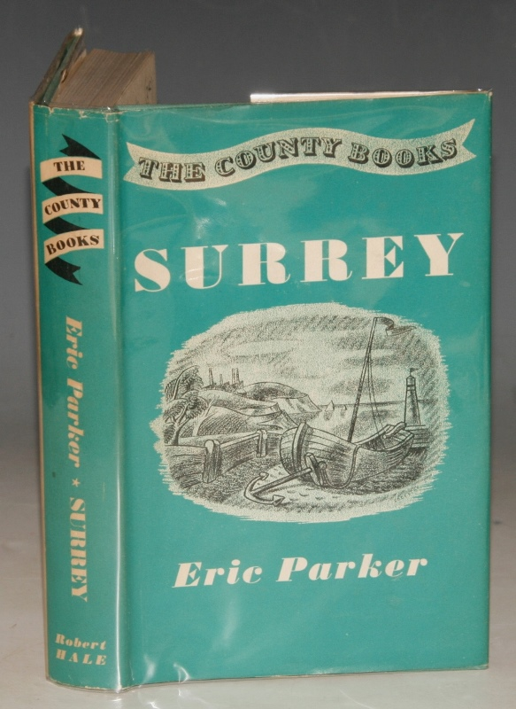 Image for The County Books. Surrey.