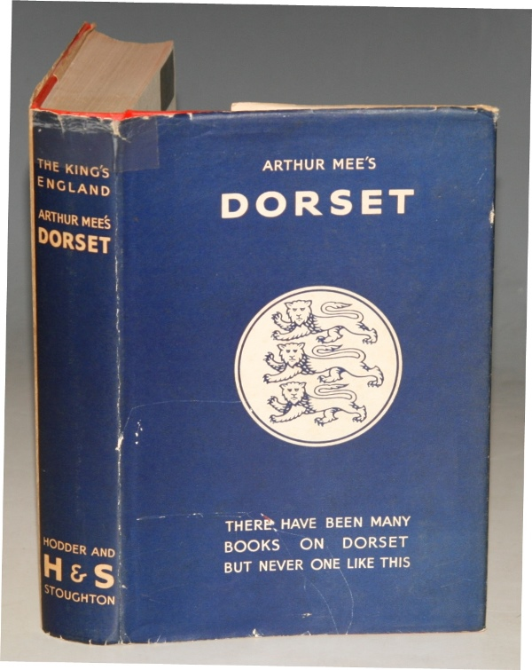 Image for Dorset. Thomas Hardy's Country. (The King's England) With 218 Places and 149 Pictures.