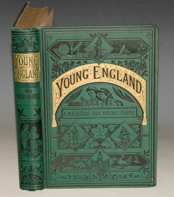 Image for Young England An Illustrated Magazine For Recreation and Instruction. Volume 9. January 1888.