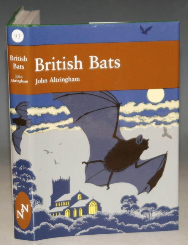 Image for British Bats. (The New Naturalist 93 ).