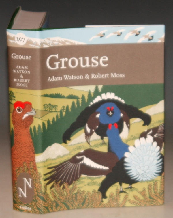 Image for Grouse. (The New Naturalist 107). The Natural History of British and Irish Species.