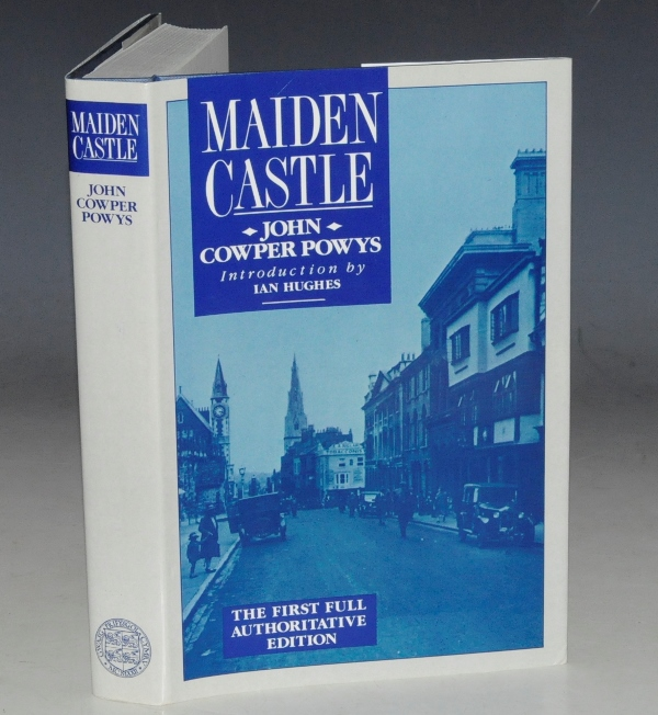 Image for Maiden Castle. The First Full Authoritative Edition. Introduction by Ian Hughes.