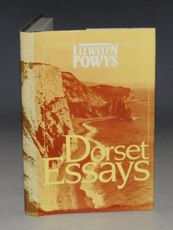 Image for Dorset Essays. With 16 black and white photographs by Ann Clarke.