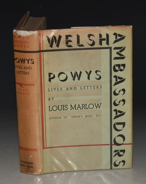 Image for Welsh Ambassadors. (Powys Lives and Letters).