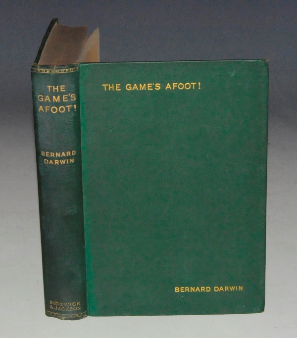 Image for The Game's Afoot! An Anthology of Sports, Games & the Open Air.