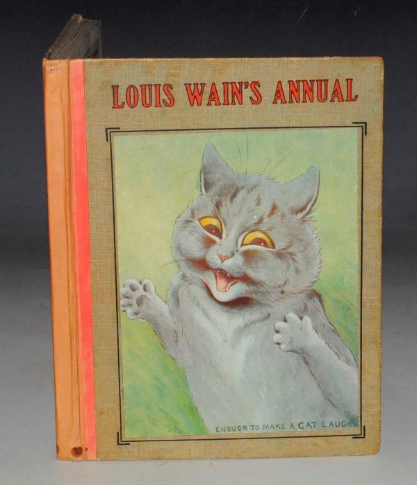 Louis Wain's Annual 1913.