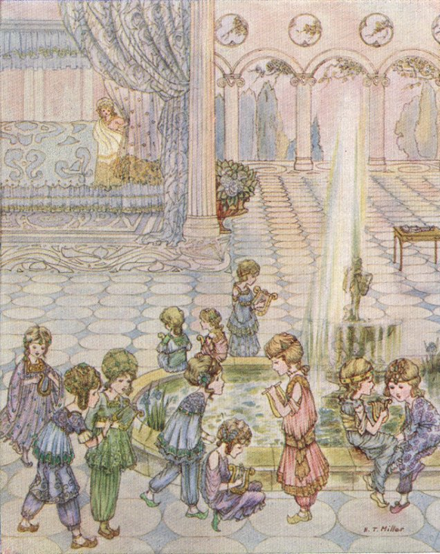 Image for Shoes. A Story For Children. Illustrated and Decorated by Hilda T. Miller.