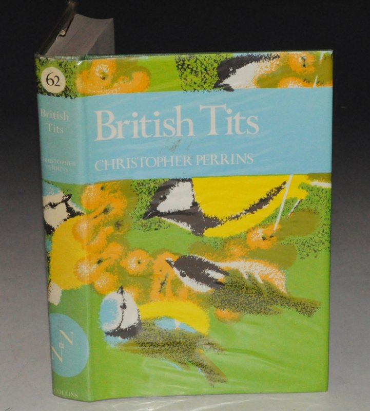 Image for British Tits (The New Naturalist 62)