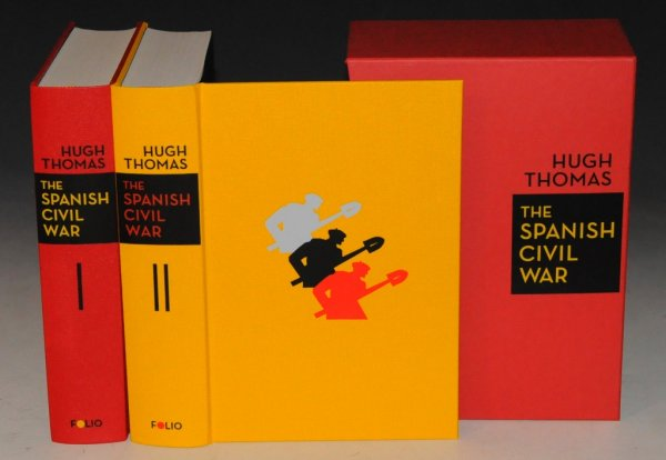 The Spanish Civil War. With a foreword by Michael Alpert. Two volumes in Slipcase.