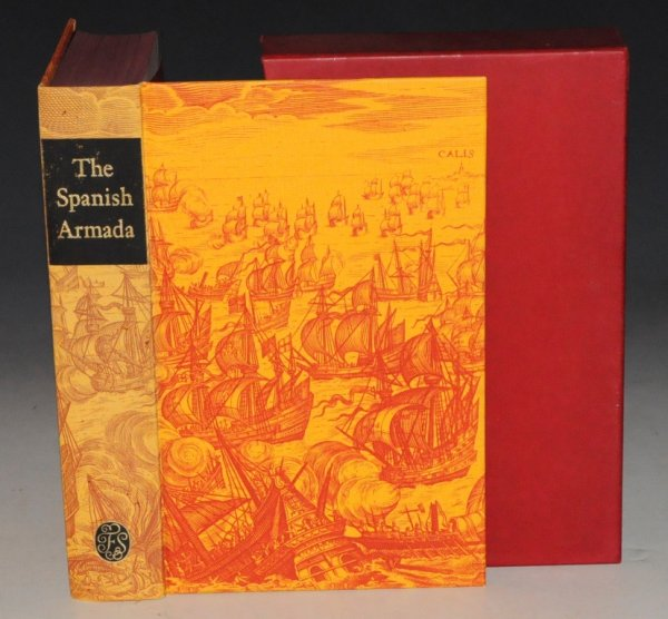 Image for The Defeat of the Spanish Armada. Introduction by J. H. Elliott. In Slipcase.