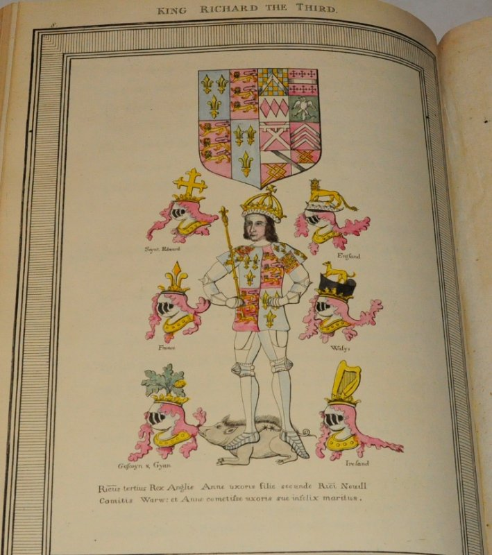 Image for Inquiries into the Origin and Progress of the Science of Heraldry in England. With Explanatory Observations on Armorial Ensigns. In Slipcase.