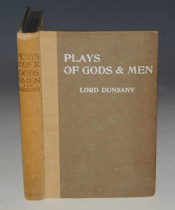 Image for Plays of Gods and Men.