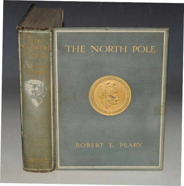Image for The North Pole. Introduction by THEODORE ROOSEVELT.