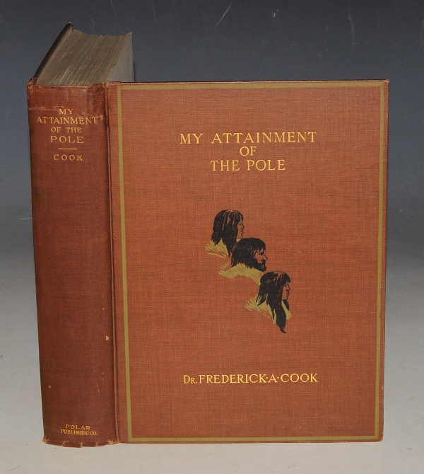 Image for My Attainment of the Pole. Being the Record of the Expedition that First Reached the Boreal Center 1907-1909. With the Final Summary of the Polar Controversy.