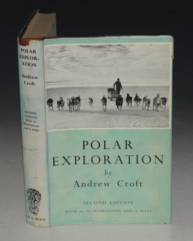 Image for Polar Exploration Second Edition. With Twenty-Two Illustrations and Eight Maps.