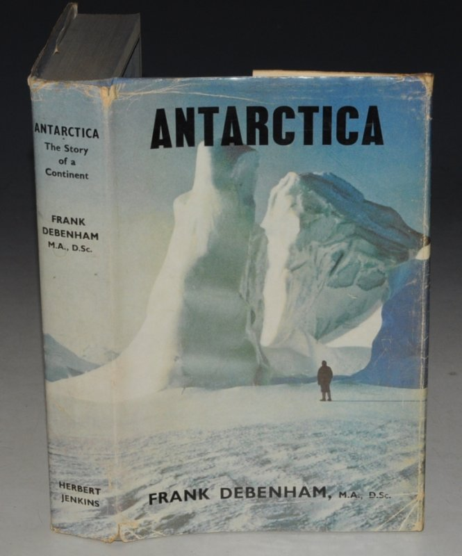 Image for Antarctica The Story of a Continent.