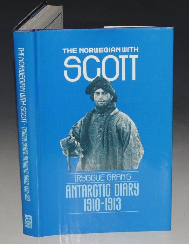The Norwegian With Scott Tryggve Gran's Antarctic Diary 1910-1913.