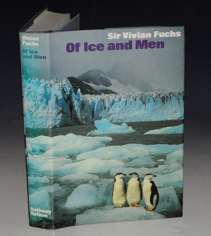 Image for Of Ice and Men. The Story of the British Antarctic Survey 1943-73.