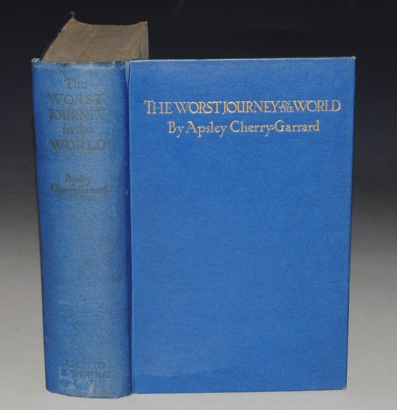 Image for The Worst Journey in the World. Antarctic 1910-1913. One volume edition.