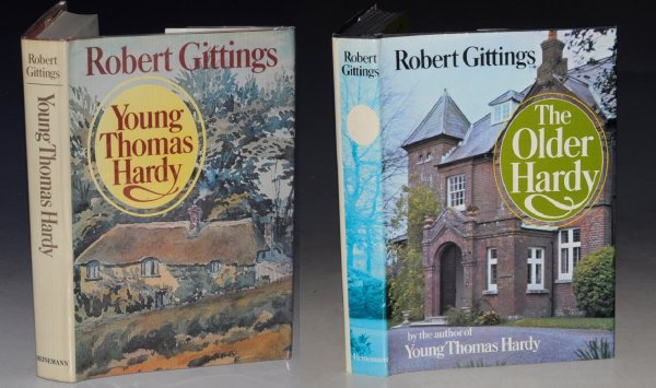 Image for Young Thomas Hardy. AND The Older Hardy. Two Volumes.