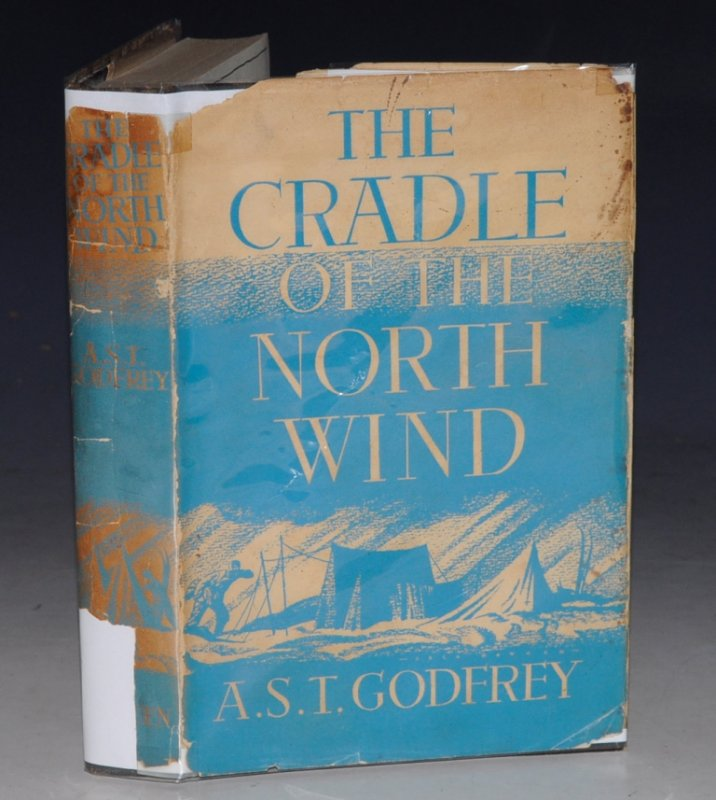 Image for The Cradle of the North Wind. With a Portrait and 2 Maps.