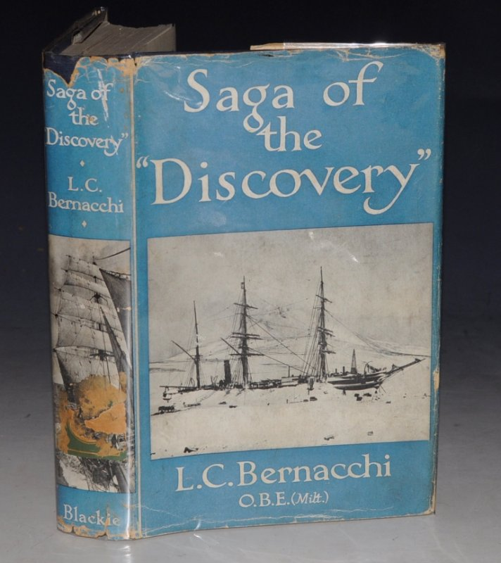 "Image for Saga of The ""Discovery"""