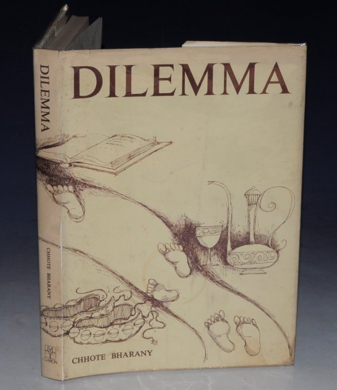 Image for Dilemma Signed.