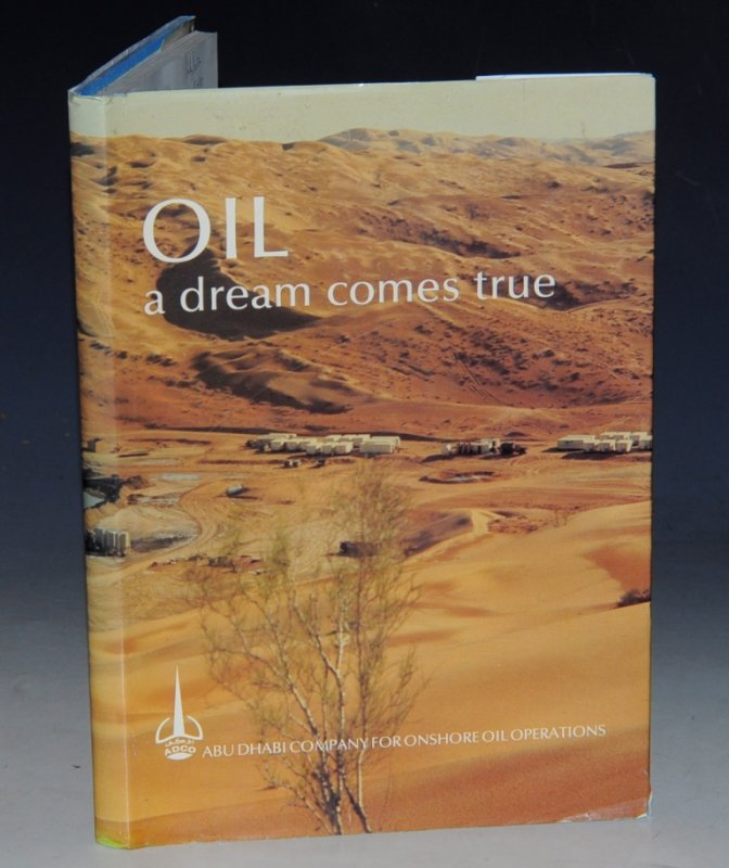Image for Oil, A Dream Comes True.