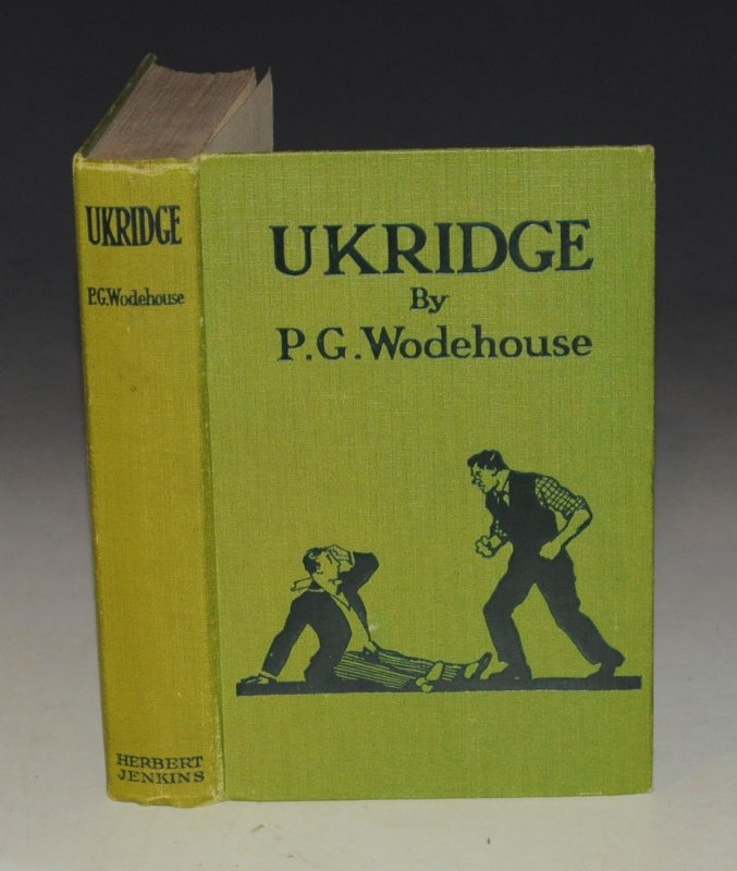 Image for Ukridge
