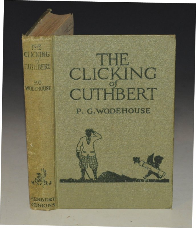 Image for The Clicking of Cuthbert