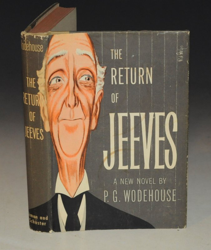 Image for The Return of Jeeves
