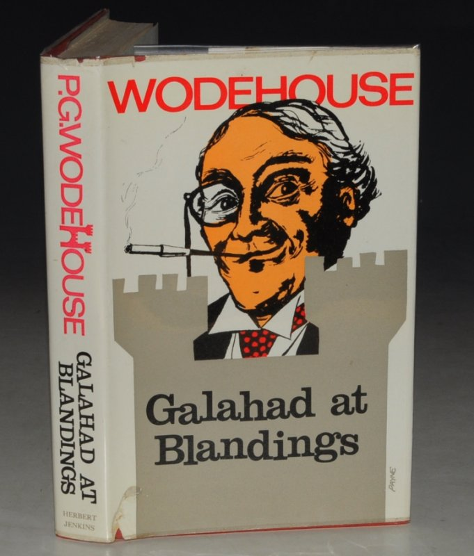 Image for Galahad at Blandings.