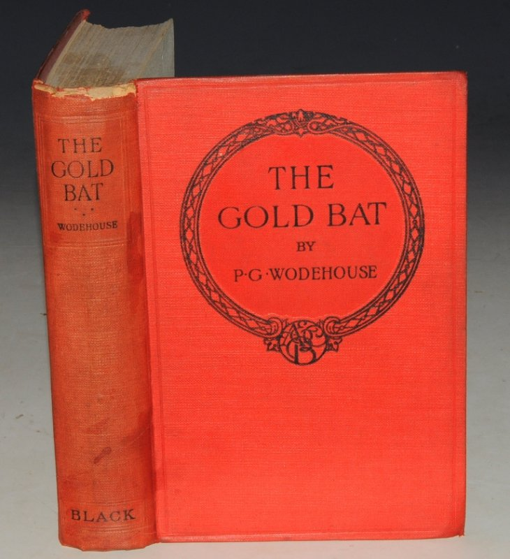 Image for The Gold Bat.