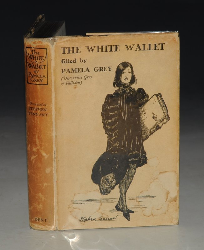 Image for The White Wallet