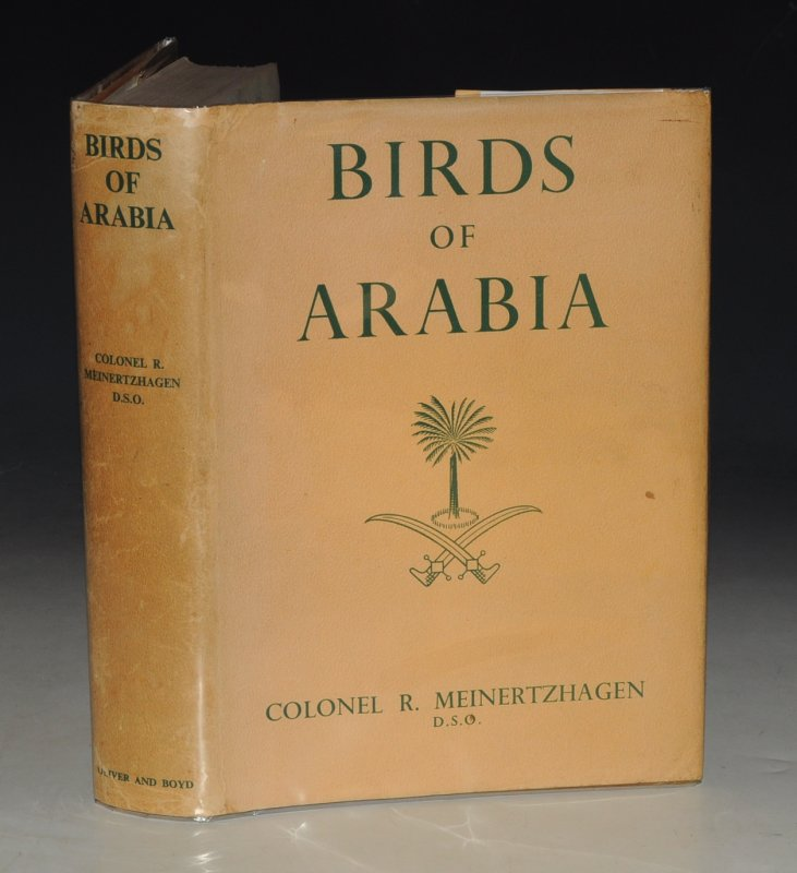 Image for Birds of Arabia.