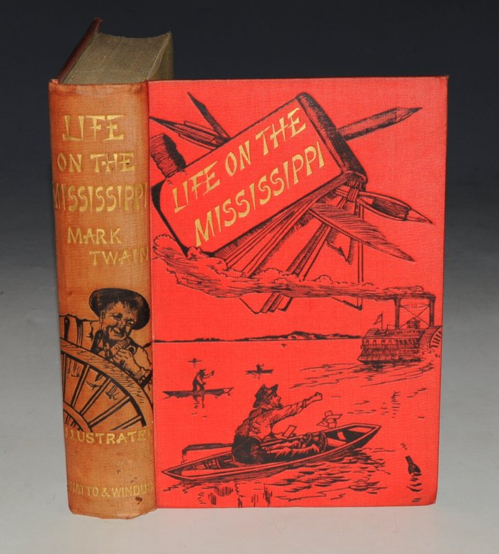 Image for Life on the Mississippi. With Over 300 Illustrations.