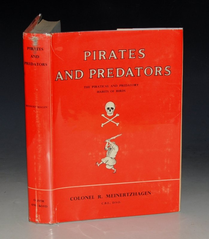 Image for Pirates and Predators. The Piratical and Predatory Habits of Birds.
