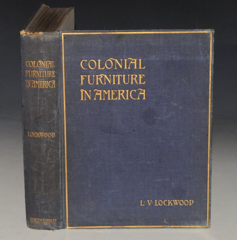 Colonial Furniture in America