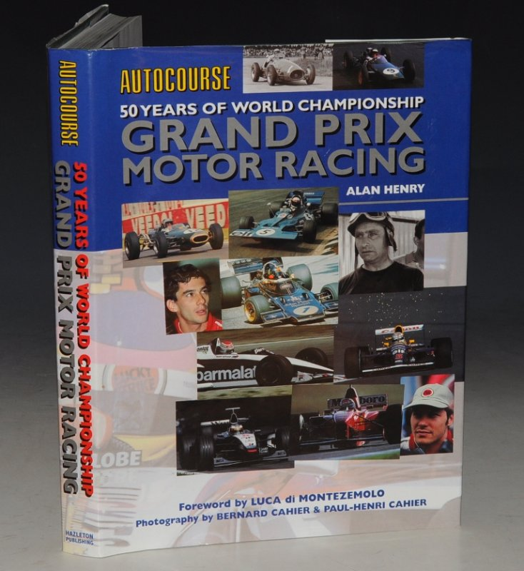 Image for Autocourse; 50 Years of World Championship Grand Prix Motor Racing