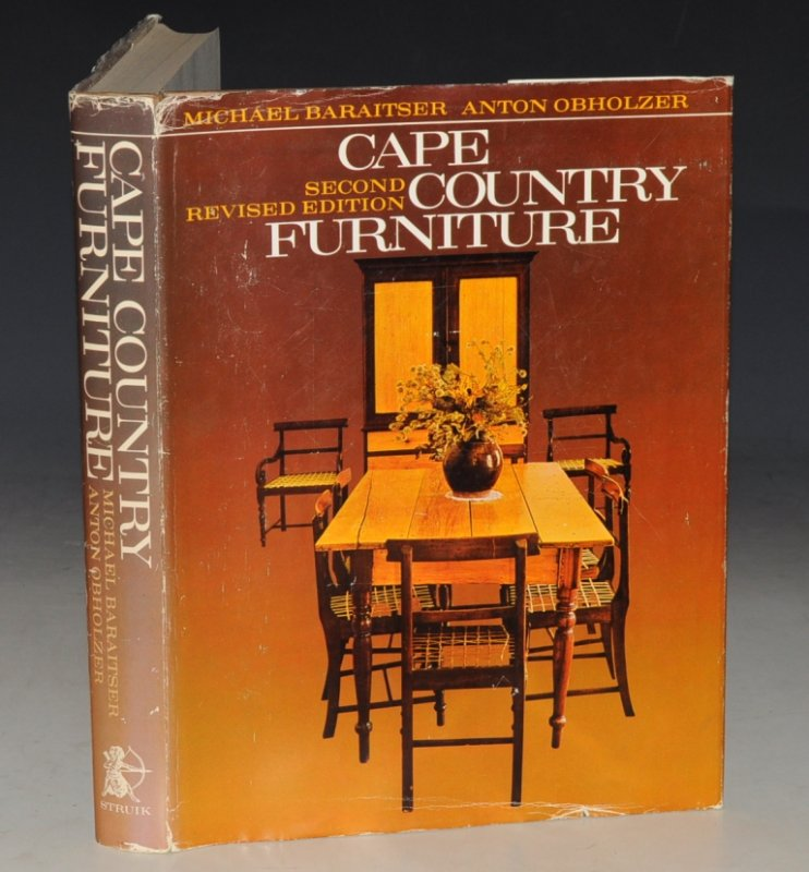Image for Cape Country Furniture A Pictorial Survey of Regional Styles, Materials and Techniques in The Cape Province of South Africa. With an Historical Introduction by Dr. Mary Alexander Cook. Second Revised Edition.