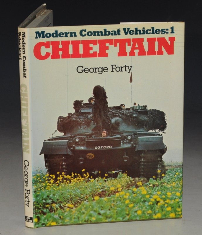 Image for Chieftain Modern Combat Vehicles: 1.