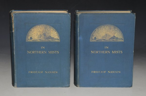 Image for In Northern Mists. Arctic Exploration in Early Times. Translated by Arthur G. Chater.
