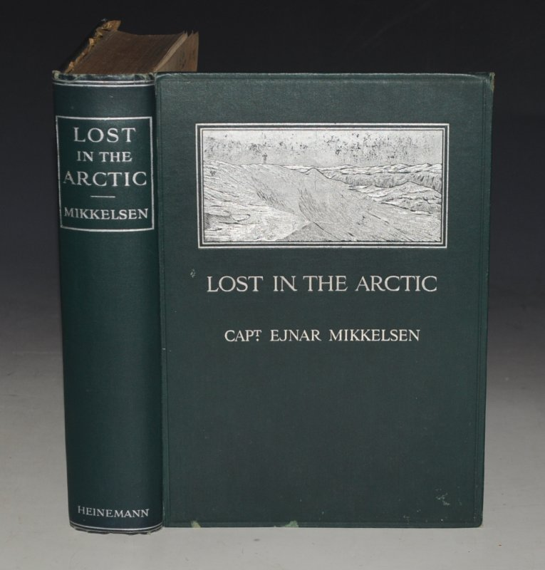 "Image for Lost in the Arctic. Being the Story of the 'Alabama' Expedition, 1909-1912. By the author of ""Conquering the Ice."" With Numerous Illustrations and a Map."