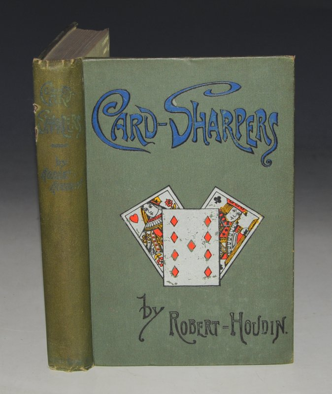 Image for Card-Sharpers, Their Tricks Exposed. Or, The Art of Always Winning. Translated from the French. With Explanatory Diagrams.