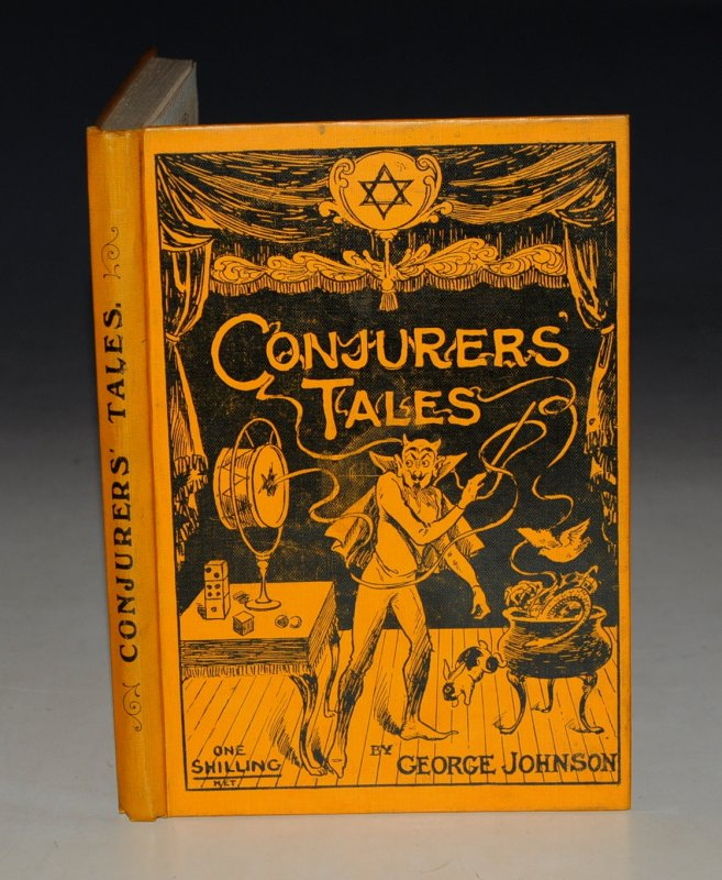 "Image for Conjurers' Tales. By Author of ""Pethertons Phoenix,"" ""Apperatus for Amateurs,"" etc."