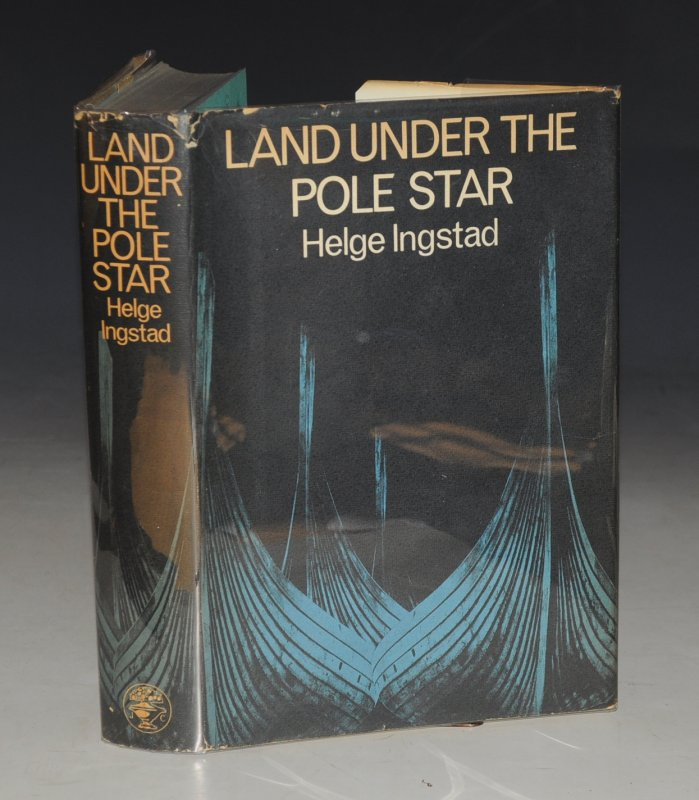 Image for Land Under The Pole Star. A Voyage to the Norse Settlements of Greenland and the Saga of the People that Vanished. Translated from the Norwegian by Naomi Walford.