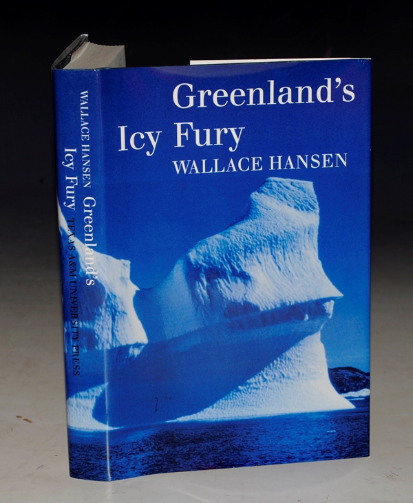 Image for Greenland's Ice Fury