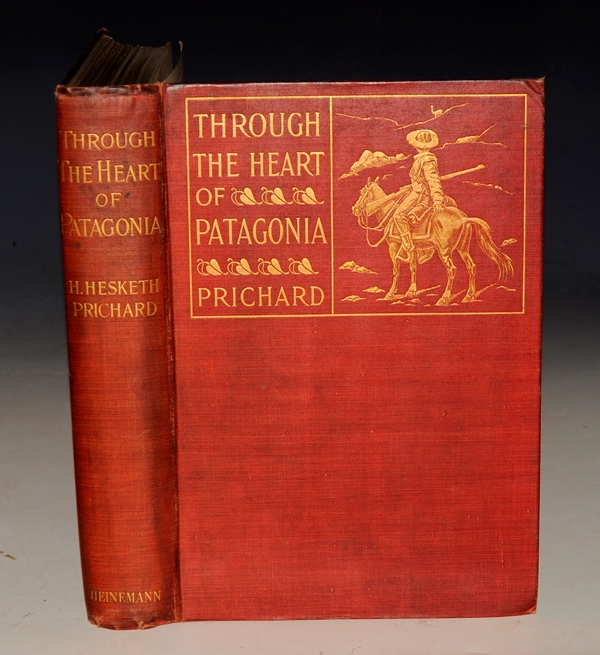 Image for Through the Heart of Patagonia. With Illustrations from Drawings in Colour and Black and White by John Guille Millais. and from photographs.
