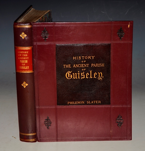 Image for History of the Ancient Parish of Guiseley. With Introductory Chapters on The Antiquities of the District. Illustrated by H. Sheppard Dale and S. J. Hodson.