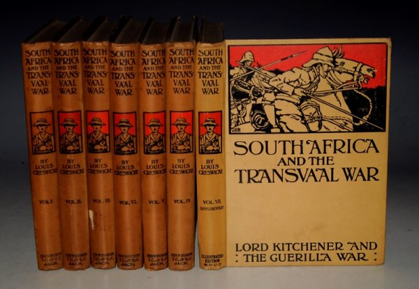 Image for South Africa and the Transvaal War. From the Foundation of Cape Colony... With Numerous Illustrations and Maps. In Seven Volumes.